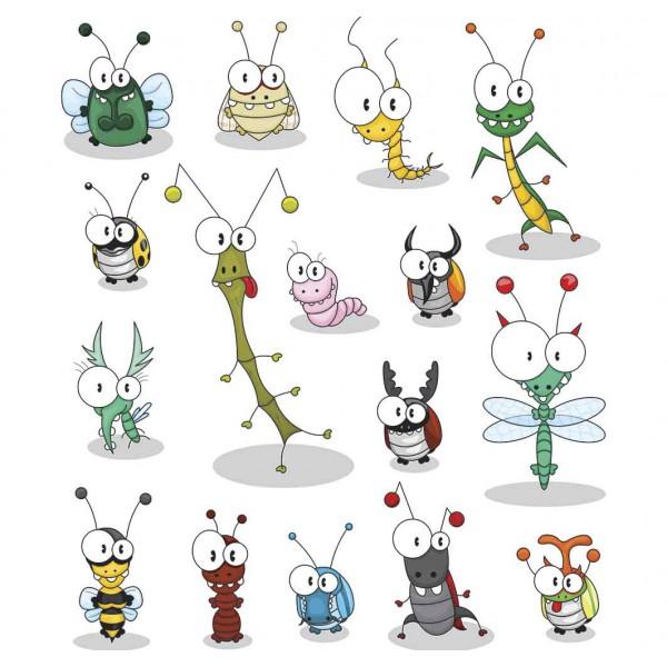 Маленькие насекомые