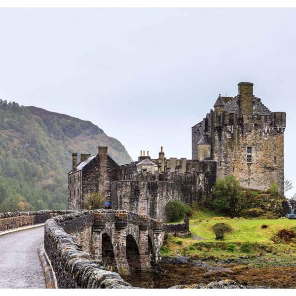 Дорога к замку