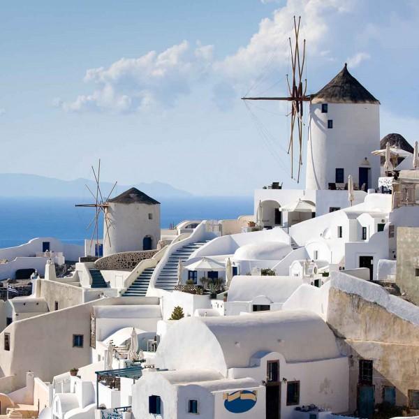 Греческие мельницы