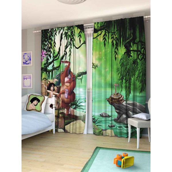 Книга джунглей «Маугли»